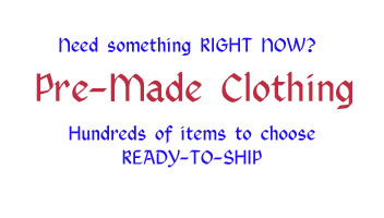 Click here to see what is in stock, ready to ship