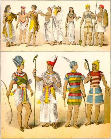 Костюм Древнего Египта.  Просмотров: 2 Добавил: ehirtherge Дата.