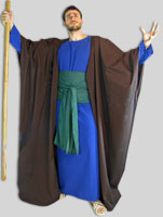 Pictured: Moses costume