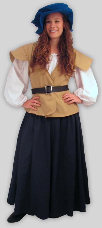 Faire outfit  sc 1 st  Garb the World & Renaissance Faire Dress outfit from Garb the World