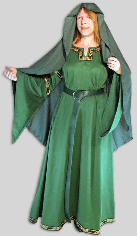 Anglo Norman Dress From Garb The World