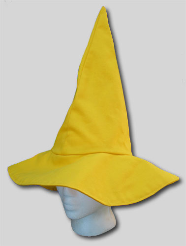 Folk Witch Hat  Many Colors and Sizes in Stock