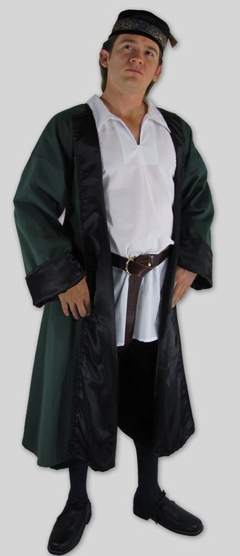 Scholar Outfit