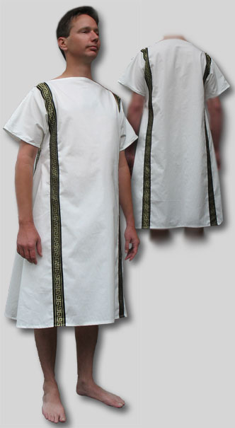 Roman Tunic Costume From Garb The World