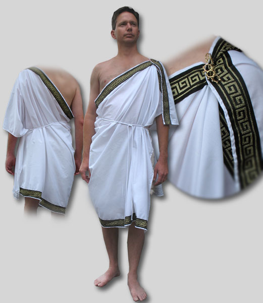 Ancient Greek Clothing: What Were The Differences Between The Clothing Worn In