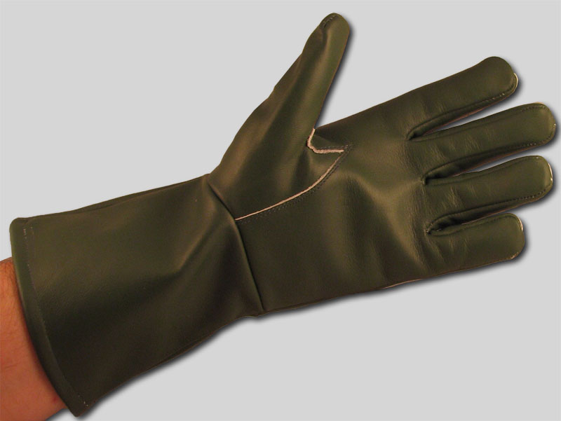 Swordsmans Gloves  Leather  Many sizes and colors in stock WSC199