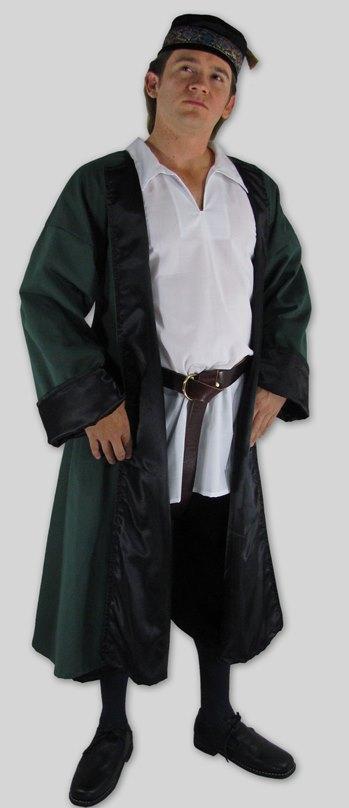 Scholars Outfit For Sca Larp Faire Renaissance Medieval