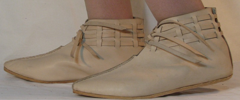 Period Historical Shoes -Footwear, replica shoesfrom Garb